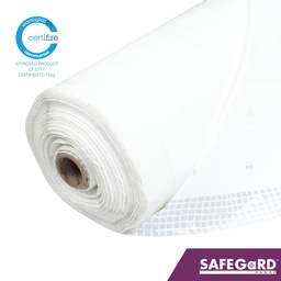 Safegard PLUS Fire Retardant Scaffold Sheeting